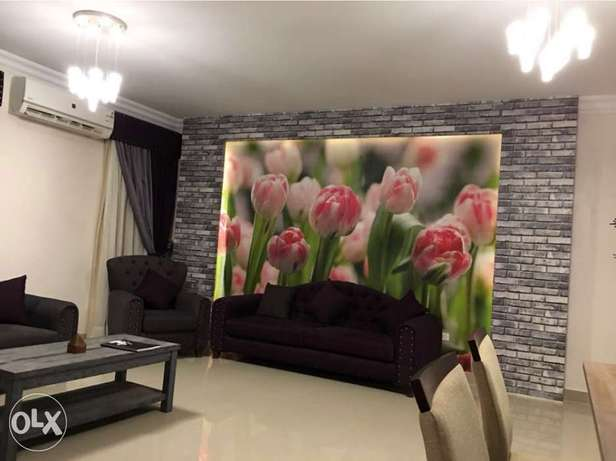 fully furnished duplex for rent