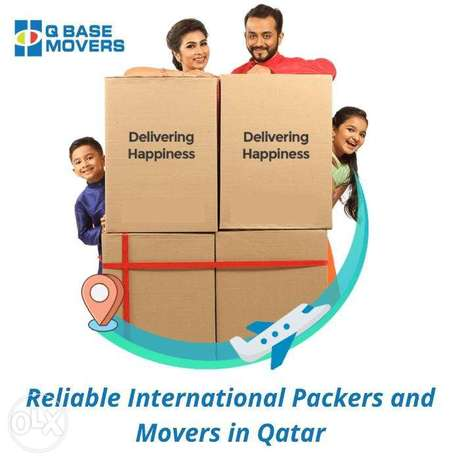 Reliable Packers and Movers in Qatar-Qbase Movers