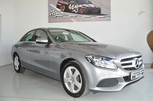 2014 Mercedes-Benz C-Class C180 Auto in Mint condition Bloemfontein - image 1