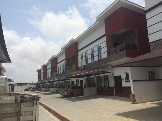 Newly built luxury 4 bedroom semidetached duplex with BQ for rent Ibeju - image 2
