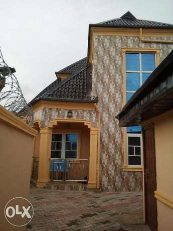 Lovely New 2bedroom flat at Afolabi Along lasu isheri rd 300k with 3t Igando/Ikotun - image 1