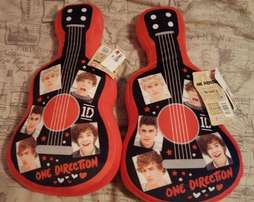 2x New 1D cushion guitars