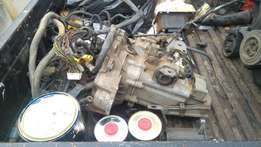 Golf 2 gti gearbox for sale