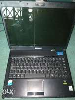 "UK used 14.1"" Advent laptop"