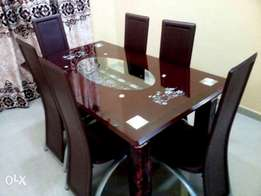 New 6-Seater Dining Table (0884)