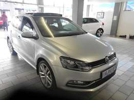 2016 Polo 7 TSI 1.2 for sale R222 000