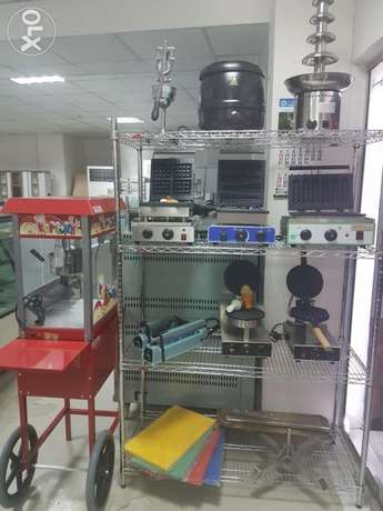 Kitchen & Restaurant equipments
