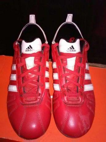 największa zniżka całkiem fajne 50% ceny Buty Adidas adi Nowa korki skórzane do piłki nożnej rozmiar ...
