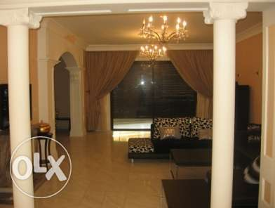 Decorated & furnished apartment 4 rent in Dekwaneh- 210 sqm