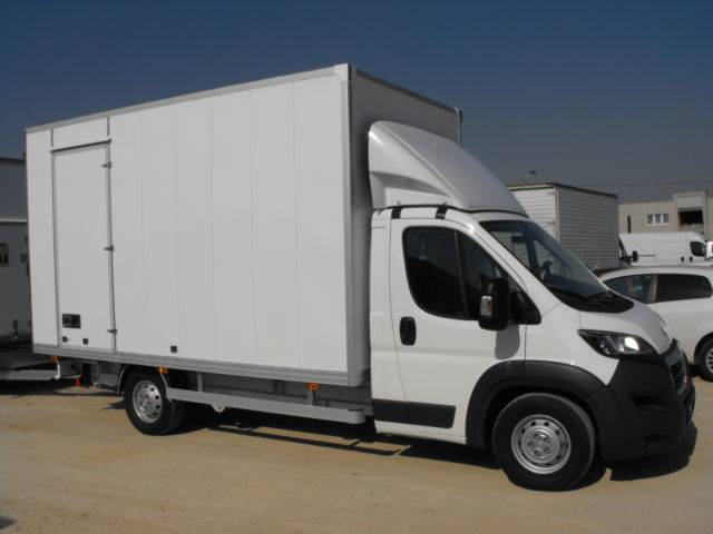 Peugeot Boxer 35 L3, 2.2HDi ALUKOFFER - 2017
