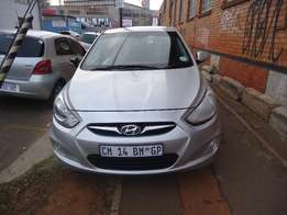 2013 Hyundai Accent Automatic Available for Sale
