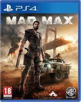 Madmax ps4 playstation 4 working fresh