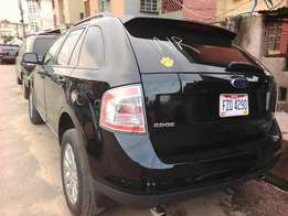 Tokunbo Ford Edge Limited 2008 Model
