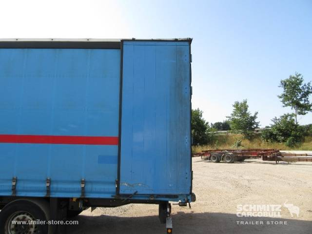 Schmitz Cargobull Semiremolque Lona Standard - 2012 - image 8