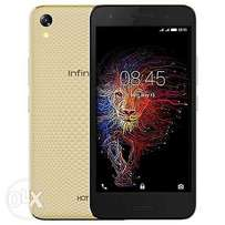 Infinix Hot 5 lite Brand new,Warranted,Free glass protector & delivery