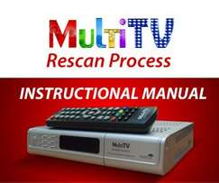 MultiTV HD box