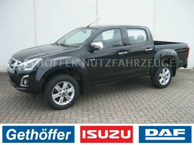 Isuzu D Max Double Cab Custom AT Euro6 AHK bis 3,5t