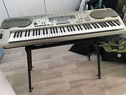 Digital Casio wk3300 Keyboard Workstation