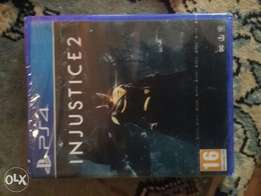 Injustice 2 - Playstation (PS4) game