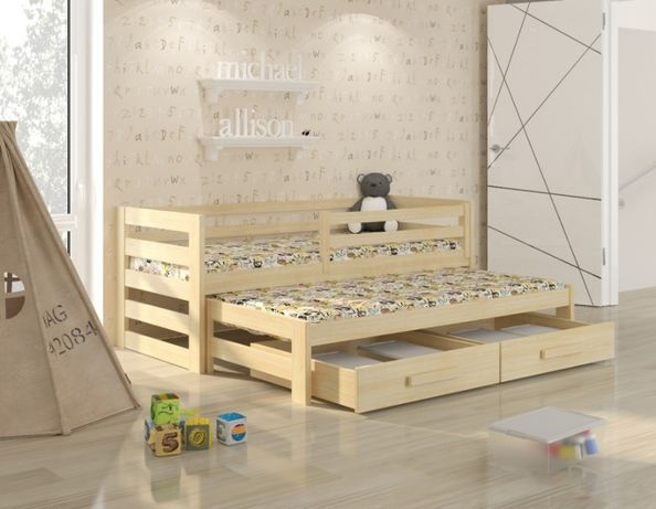łóżko Drewniane 180x80 Na Zamówienie Poznań Grunwald Olxpl