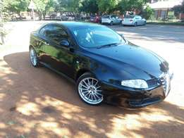 Alfa gt 2007 jtd for sale bargain