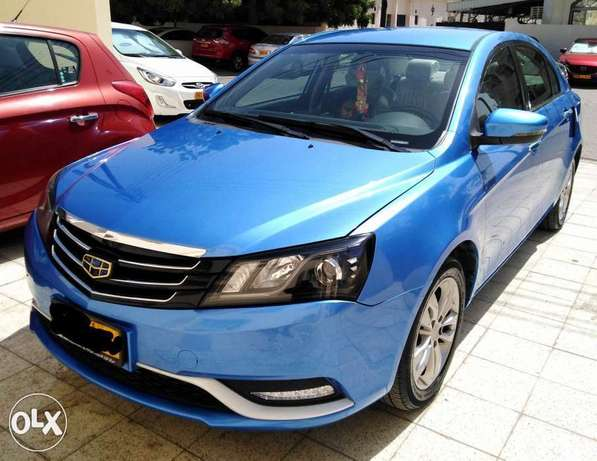 Geely, Mgrand7