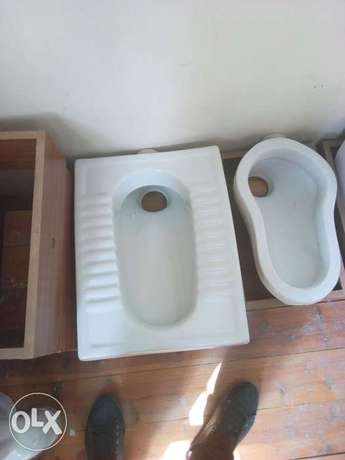 Asian step toilet Industrial Area - image 1