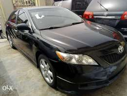 Clean Tokunbo Muscle Camry