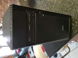 """Complete Core 2 Duo 3.00GHz Computer & 21"""" LCD Screen"""