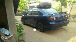 Toks Toyota corolla sport for sale