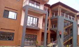 A block of 12 apartments for sale at Mengo