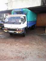 Mitsubishi Canter HD Lorry. Clean and in perfect working condition.