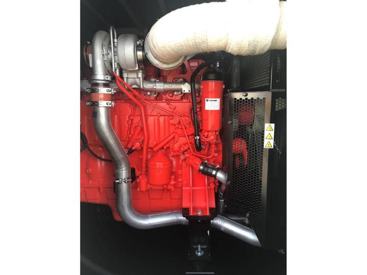 Scania DC16 - 660 kVA Generator - DPX-17954 - 2019 - image 8