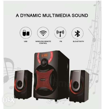 New Tagwood home system(MP) .. On quick sale City Centre - image 2