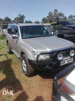 Awesome Toyota land cruiser vx diesel auto.