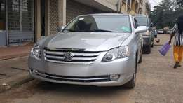 toyota avalon 2005 model limited edition