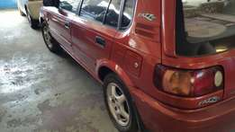Toyota Tazz Sport for sale