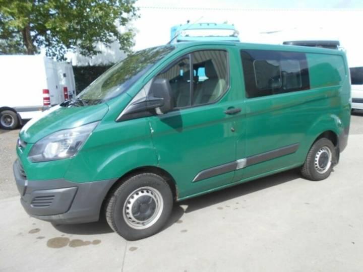Ford Transit Custom 2.2 Tdci/Klima/Tempomat/Euro5 - 2013