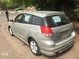 Super Clean Toyota Matrix For Sale