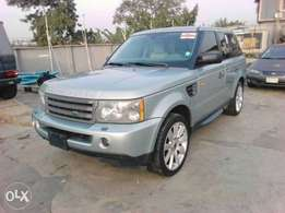 Range sport 2006,full-option,lagos cl.