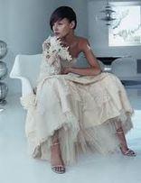 08affb6320 Unikat- Francuska Suknia Ślubna Cymbeline Racine rozmiar 36