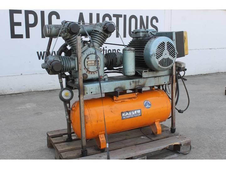 Kaeser EPC 440-100 Compressor