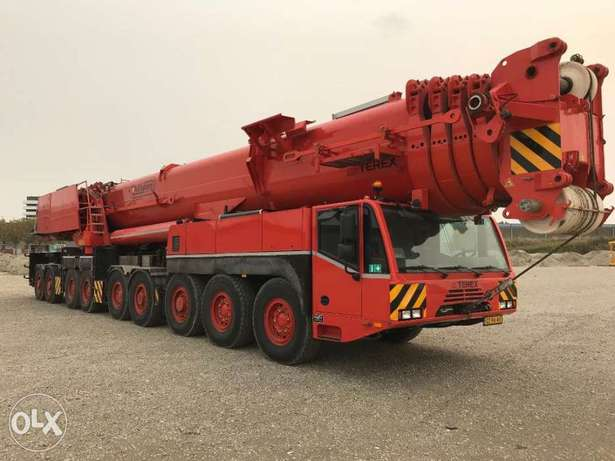 Terex AC 700 - To be Imported Lekki - image 3