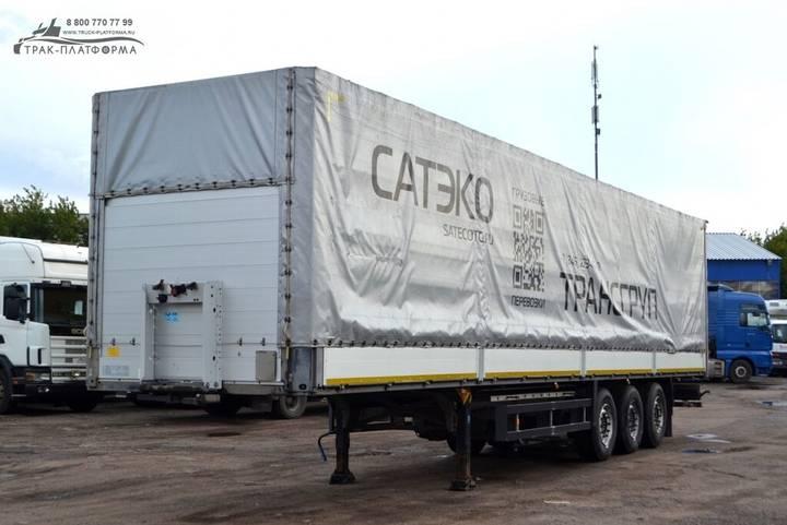 Schmitz Cargobull SPR 24L - 2019