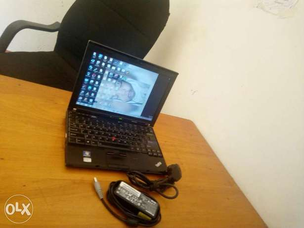 PortableThink pad laptop in good condition i want to sell&get better 1 Kampala - image 1