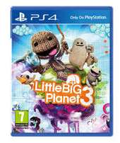 Little Big Planet 3 New Sealed PS4