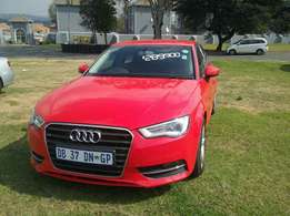 2014 Audi A3 1.8T FSI SE Stronic in very good condition