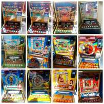 Genuine Lotto machines and spare parts for sale