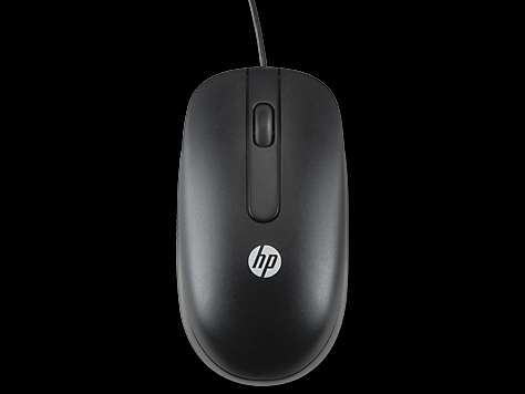 HP USB Wired 3 Button Optical Mouse Nairobi CBD - image 4