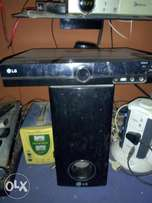 LG Dvd Player And Home Theater